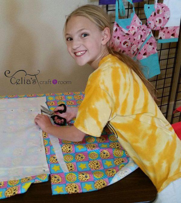 sewing school for kids, kids sewing studio, boise, celias craft room