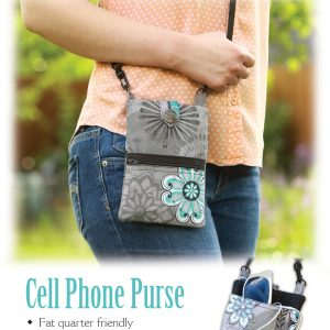 Cell Phone Purse Pattern, PDF Cell Phone Purse Pattern, Cell Phone Purse