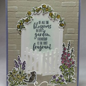 Grace's Garden, Stampin Up