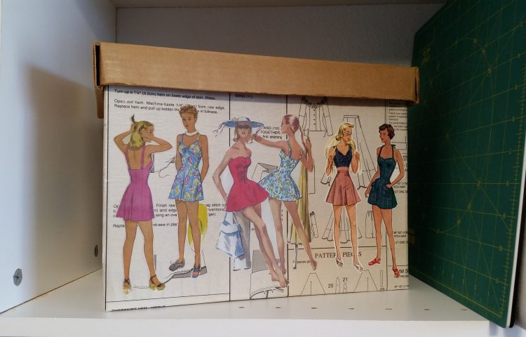 vintage swim suit patterns